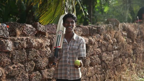 Cricket - a universal language in India