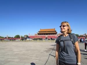 Tiananmen Square MINUS tanks