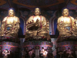 Beautiful Buddhas