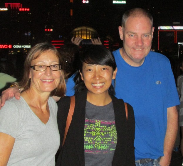 Probably the best guide we have ever come across – take a bow Carina from G Adventures