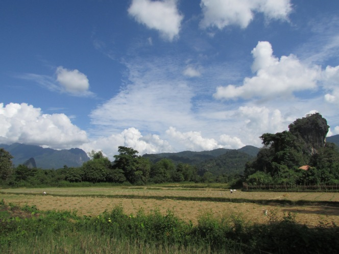 Postcard from Laos 1