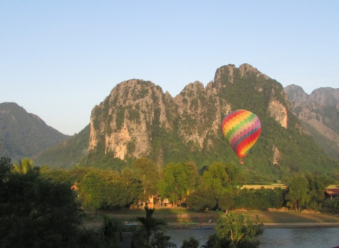 Postcard from Laos 2