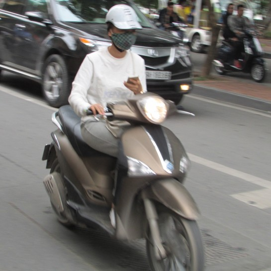 Stupidist rider