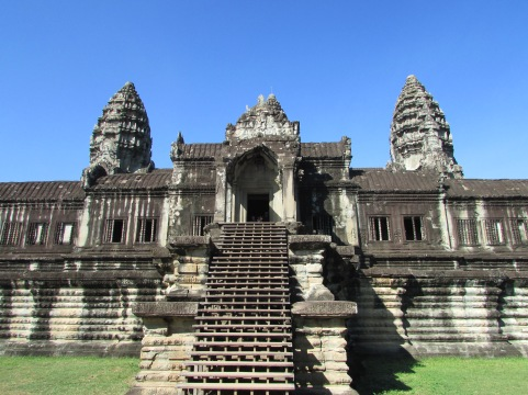 A wonder of the World - Angkor Wat