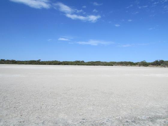 Flat Salt