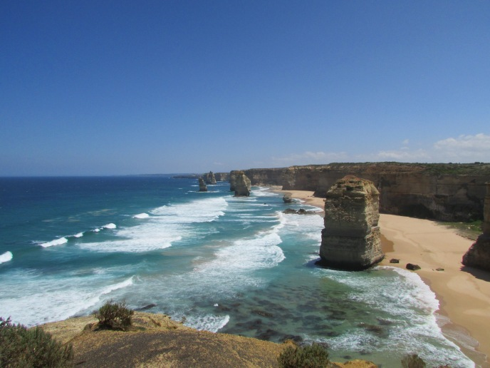 NUMBER 3: The 12 Apostles