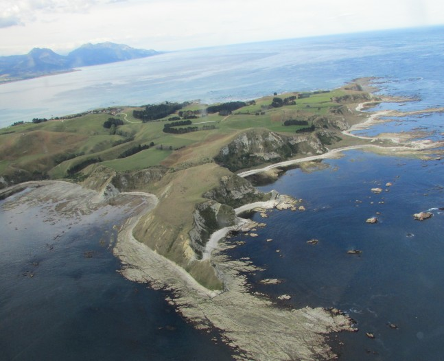 The Kaikoura Peninsula