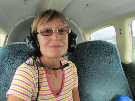 Stewardess Sarah
