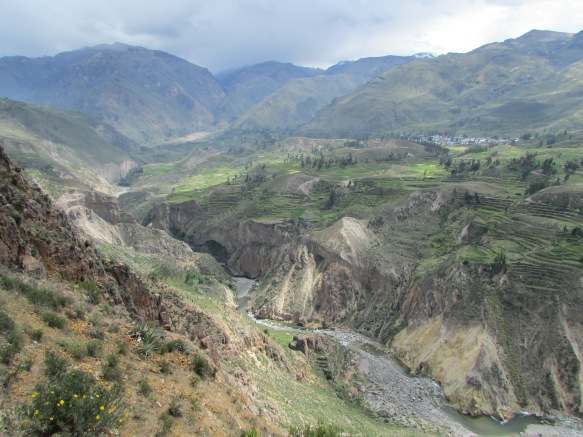 Colca Canyon - 4,000m deep