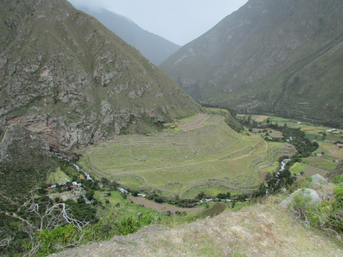 First Inca Site