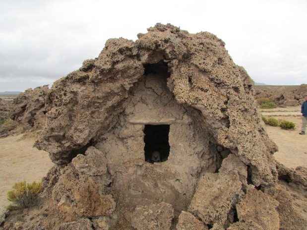 A tomb